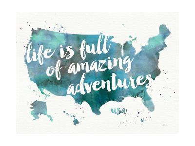 Adventures I--Art Print