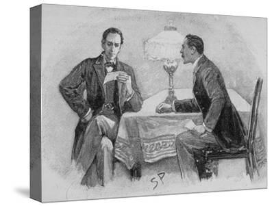Adventures of Sherlock Holmes in the Strand Magazine, The Adventure of the Gloria Scott