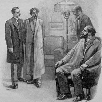 Adventures of Sherlock Holmes in the Strand Magazine, The Adventure of the Greek Interpreter