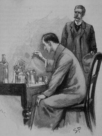 Adventures of Sherlock Holmes in the Strand Magazine, The Adventure of the Naval Treaty