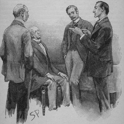 Adventures of Sherlock Holmes in the Strand Magazine, The Adventure of the Reigate Squire
