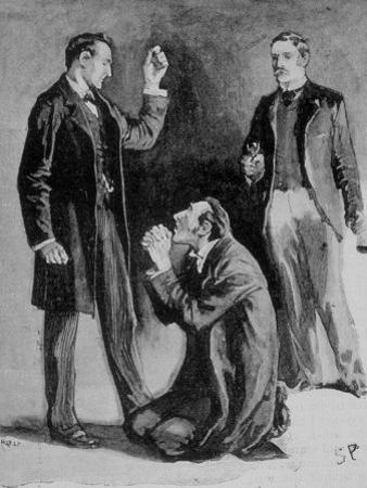 Adventures of Sherlock Holmes in the Strand Magazine, The Blue Carbuncle