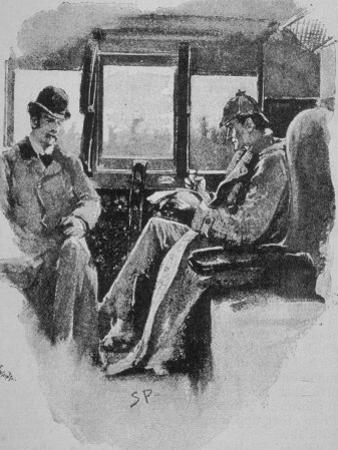 Adventures of Sherlock Holmes in the Strand Magazine, The Boscombe Valley Mystery