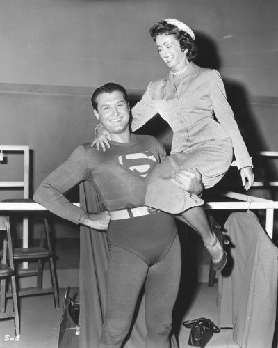 Adventures of Superman--Photo