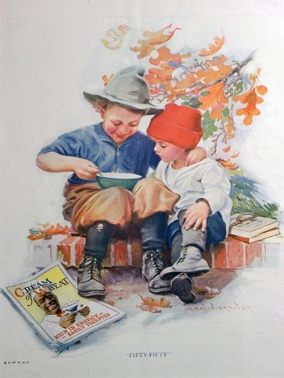 Advert for Cream of Wheat, American Hot Breakfast Cereal, 1923--Giclee Print