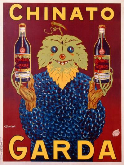 Advertisement for Chinato Garda, c.1925-Linza Bouchet-Giclee Print