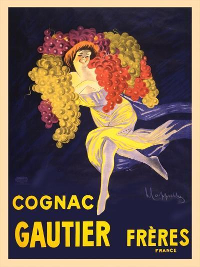 Advertisement for Cognac Gautier Freres--Art Print
