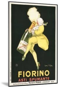 Advertisement for Fiorino Asti Spumante