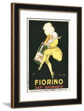 Advertisement for Fiorino Asti Spumante--Framed Art Print