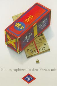 Advertisement for German Color Film