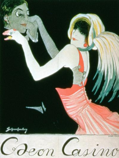 Advertisement for the 'Odeon Casino'--Giclee Print