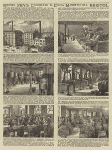 Advertisement, Messers Fry's Chocolate and Cocoa Manufactory