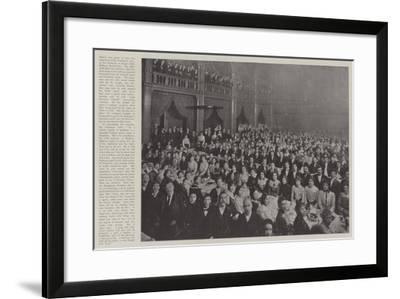 Advertisement, Vinolia--Framed Giclee Print