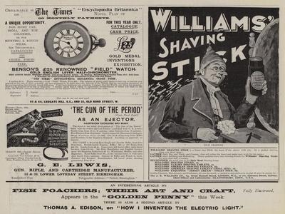 Advertisements--Giclee Print