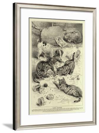 Advertisment, Beecham's Pills--Framed Giclee Print