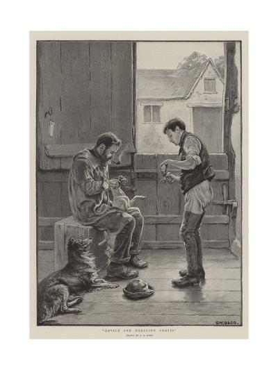 Advice and Medicine Gratis-S^t^ Dadd-Giclee Print