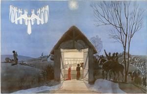 The Nativity by AE Marty