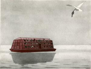 The Return of the Dove by AE Marty