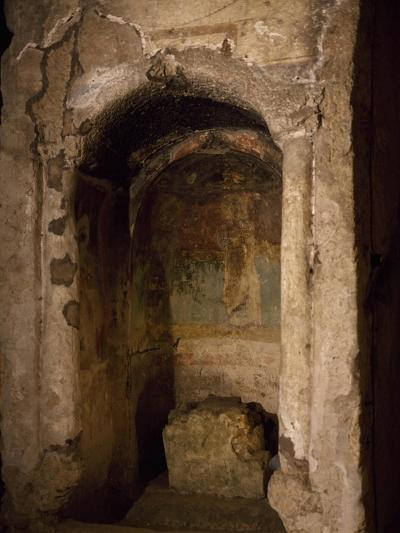 Aedicula of Saint Women, Where Confirmation Was Administered--Giclee Print