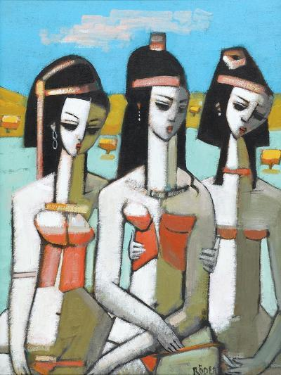 Aegean's-Endre Roder-Giclee Print