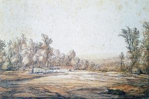 Landscape, 1620-1691 by Aelbert Cuyp