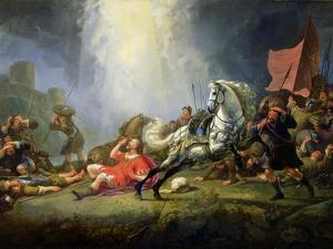 The Conversion of St. Paul Or, the Road to Damascus by Aelbert Cuyp