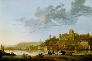 The Valkhof at Nijmegen, 1652-1654 by Aelbert Cuyp