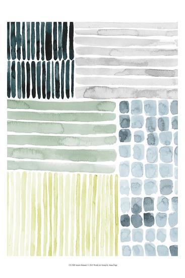 Aerial Abstract I-Grace Popp-Art Print
