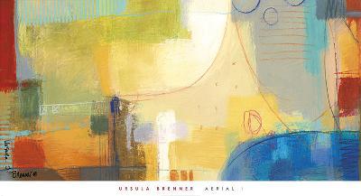 Aerial I-Ursula J^ Brenner-Art Print
