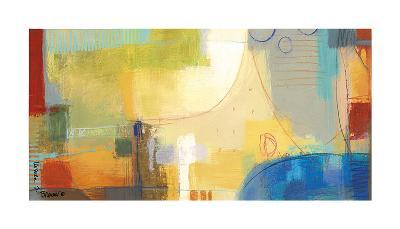 Aerial I-Ursula Brenner-Giclee Print