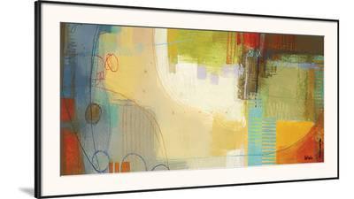 Aerial II-Ursula J^ Brenner-Framed Art Print