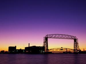 Aerial Lift Bridge, Duluth, Minnesota, USA