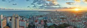 Aerial view of a city, Havana, Cuba