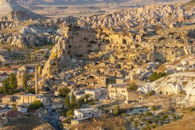 Aerial View of Cappadocia, Central Anatolia, Turkey-Ali Kabas-Photographic Print
