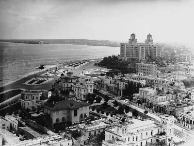 Aerial View of Havana--Photographic Print
