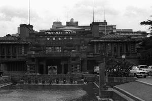 Aerial View of the Imperial Hotel
