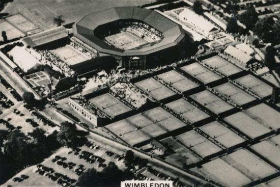 Aerial view of Wimbledon, 1939-Unknown-Photographic Print
