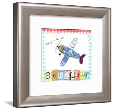 Aeroplane-Liz and Kate Pope-Framed Art Print
