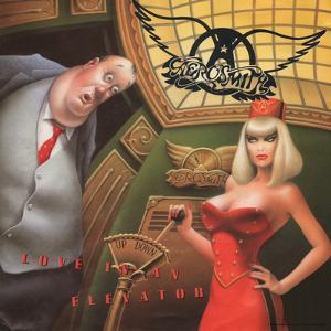 Aerosmith - Love in an Elevator 1989