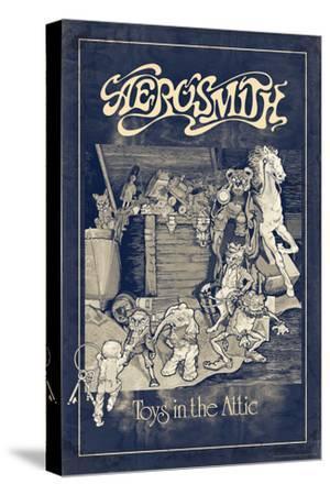 Aerosmith - Toys in the Attic (Blue)