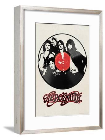 Aerosmith - Vinyl Record