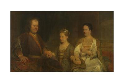 Family Portrait of Hermanus Boerhaave
