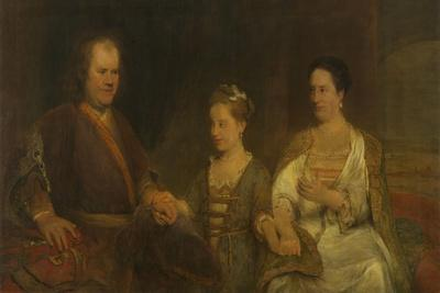 Family Portrait of Hermanus Boerhaave