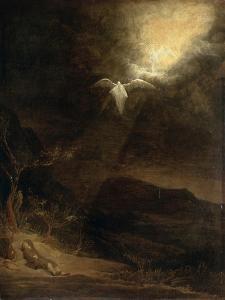 Jacob's Dream, C.1710-15 by Aert de Gelder