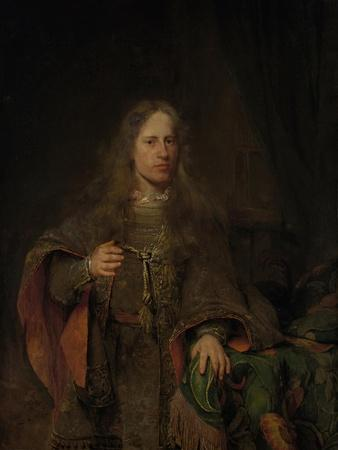Portrait of Ernest De Beveren, Lord of West-Ijsselmonde and De Lindt