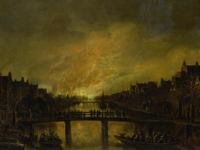 Blaze in Amsterdam