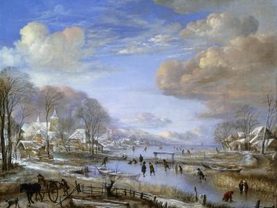 The Winter Landscape, C.1648