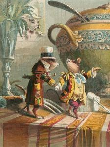 Aesop's Fables, City Mouse and Country Mouse