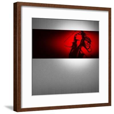 Affected-NaxArt-Framed Premium Giclee Print