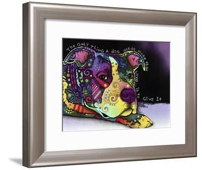 Affection-Dean Russo-Framed Giclee Print